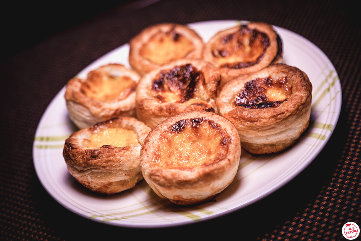 Pastéis de Nata : LA pâtisserie portugaise à essayer !