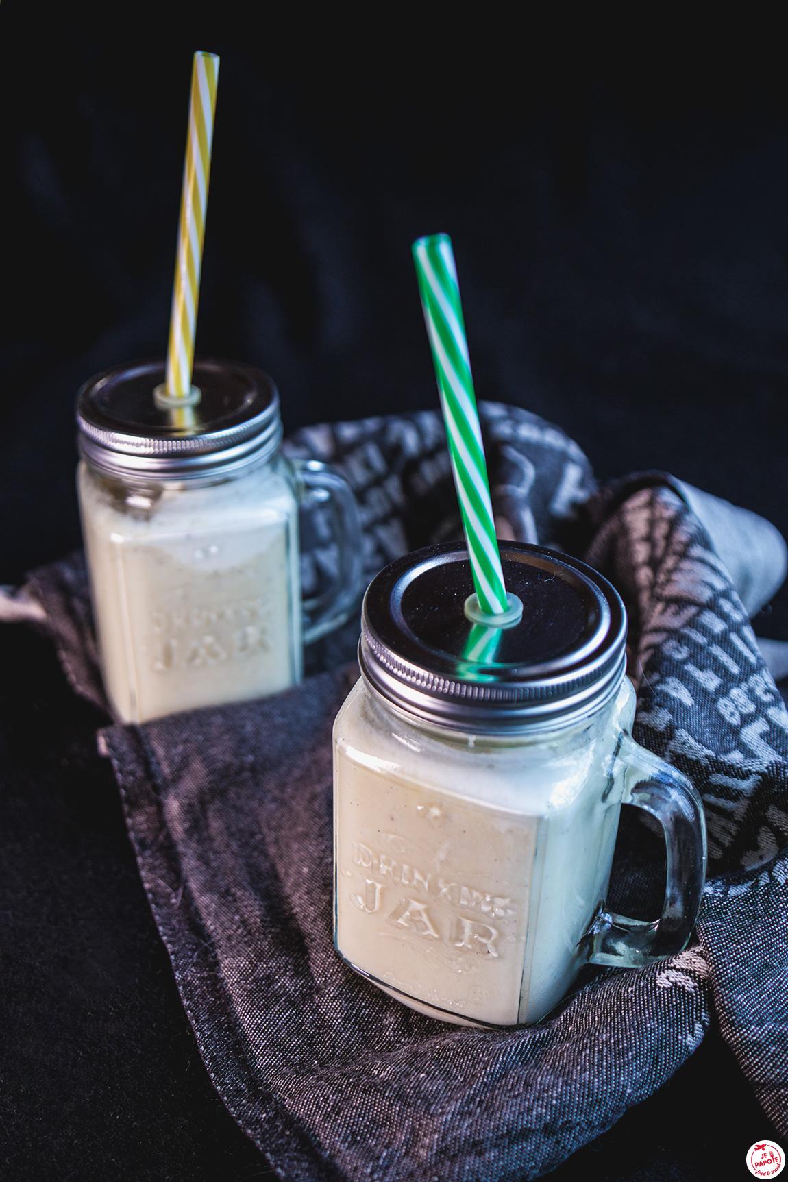 milk shake à la banane