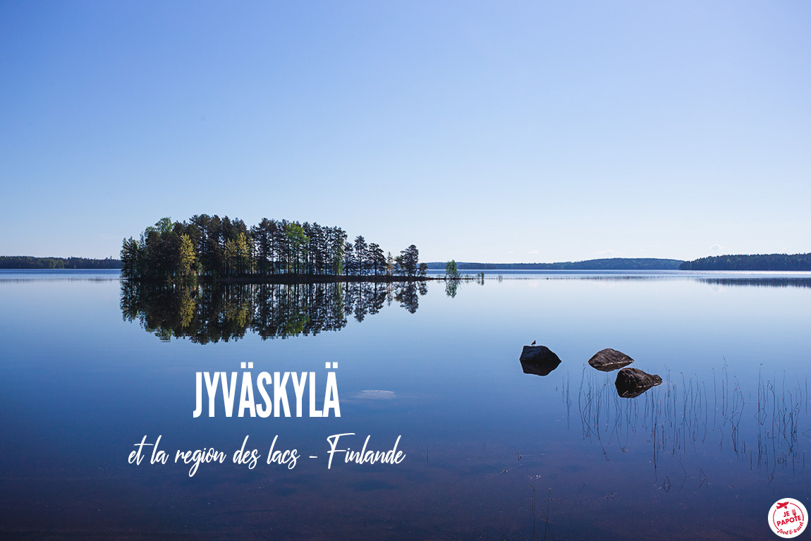 Escapade à Jyväskylä et la région des lacs en Finlande